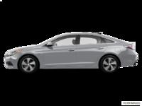 2016 Hyundai Sonata Hybrid ULTIMATE | Photo 1 | Platinum Silver