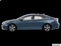 2016 Hyundai Sonata Hybrid ULTIMATE | Photo 1 | Graphite Blue