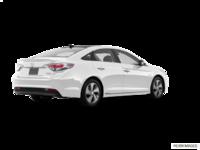 2016 Hyundai Sonata Hybrid ULTIMATE | Photo 2 | Ice White