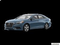 2016 Hyundai Sonata Hybrid ULTIMATE | Photo 3 | Graphite Blue