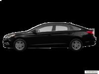 2016 Hyundai Sonata GL | Photo 1 | Black Pearl