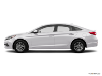 2016 Hyundai Sonata GL | Photo 1 | Ice White