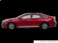 2016 Hyundai Sonata LIMITED | Photo 1 | Venetian Red
