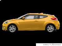 2016 Hyundai Veloster SE | Photo 1 | Sunflower Yellow