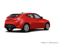 2016 Hyundai Veloster SE | Photo 2 | Boston Red
