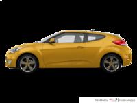2016 Hyundai Veloster TECH | Photo 1 | Sunflower Yellow