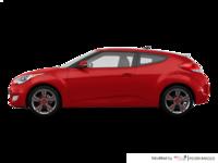 2016 Hyundai Veloster TECH | Photo 1 | Boston Red