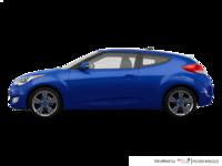 2016 Hyundai Veloster TECH | Photo 1 | Pacific Blue