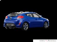 2016 Hyundai Veloster TECH | Photo 2 | Pacific Blue