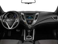 2016 Hyundai Veloster TECH | Photo 3 | Black Cloth/Leatherette