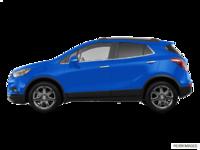 2017 Buick Encore ESSENCE   Photo 1   Coastal Blue Metallic