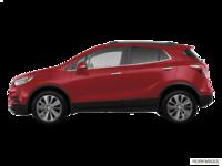 2017 Buick Encore PREFERRED | Photo 1 | Winterberry Red Metallic