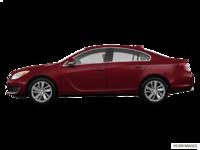 2017 Buick Regal Sportback BASE | Photo 1 | Crimson Red