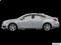 2017 Buick Regal Sportback BASE | Photo 1 | Quicksilver Metallic