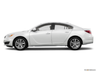 2017 Buick Regal Sportback BASE | Photo 1 | Summit White