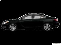 2017 Buick Regal BASE | Photo 1 | Ebony Twilight Metallic