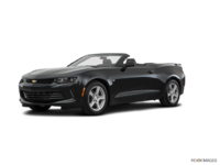2017 Chevrolet Camaro convertible 1LS | Photo 3 | Black