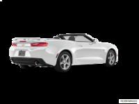 2017 Chevrolet Camaro convertible 2LT | Photo 2 | Summit White