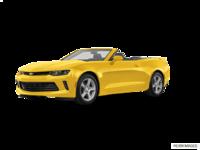 2017 Chevrolet Camaro convertible 2LT | Photo 3 | Bright Yellow