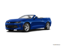 2017 Chevrolet Camaro convertible 2LT | Photo 3 | Hyper Blue Metallic