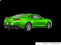 2017 Chevrolet Camaro coupe 1LS | Photo 2 | Krypton Green