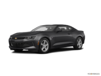 2017 Chevrolet Camaro coupe 1LS | Photo 3 | Nightfall Grey Metallic