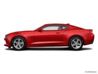 2017 Chevrolet Camaro coupe 1LT | Photo 1 | Red Hot