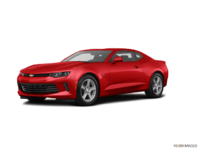 2017 Chevrolet Camaro coupe 1LT | Photo 3 | Red Hot