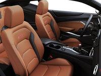 2017 Chevrolet Camaro coupe 2SS   Photo 1   Kalahari Leather