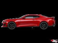 2017 Chevrolet Camaro coupe ZL1 | Photo 1 | Garnet Red