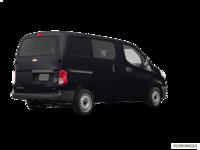 2017 Chevrolet City Express 1LT | Photo 2 | Black Pipe