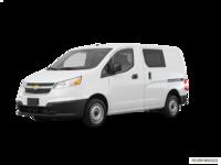 2017 Chevrolet City Express 1LT | Photo 3 | Designer White