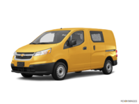 2017 Chevrolet City Express 1LT | Photo 3 | Sunglow Yellow