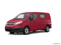 2017 Chevrolet City Express 1LT | Photo 3 | Furnace Red