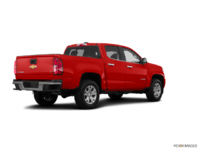 2017 Chevrolet Colorado LT | Photo 2 | Red Hot