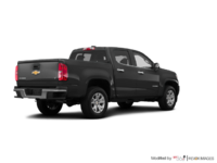 2017 Chevrolet Colorado LT | Photo 2 | Graphite Metallic