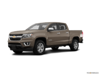2017 Chevrolet Colorado LT | Photo 3 | Brownstone Metallic