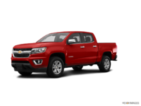 2017 Chevrolet Colorado LT | Photo 3 | Cajun Red