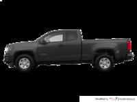 2017 Chevrolet Colorado WT | Photo 1 | Graphite Metallic