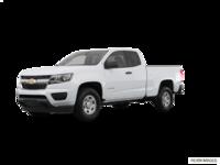 2017 Chevrolet Colorado WT | Photo 3 | Summit White