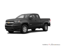 2017 Chevrolet Colorado WT | Photo 3 | Graphite Metallic