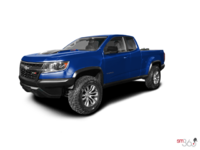 2017 Chevrolet Colorado ZR2 | Photo 3 | Laser Blue Metallic