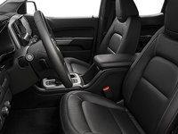 2017 Chevrolet Colorado ZR2   Photo 1   Jet Black Leather