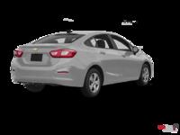 2017 Chevrolet Cruze LS   Photo 2   Silver Ice Metallic
