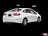2017 Chevrolet Cruze LS   Photo 2   Summit White