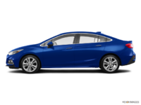 2017 Chevrolet Cruze PREMIER | Photo 1 | Kinetic Blue Metallic