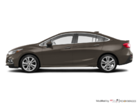 2017 Chevrolet Cruze PREMIER | Photo 1 | Pepperdust Metallic