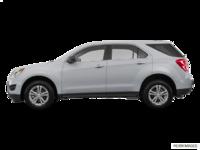 2017 Chevrolet Equinox LS   Photo 1   Silver Ice Metallic