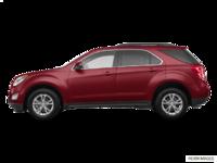 2017 Chevrolet Equinox LT   Photo 1   Siren Red