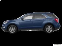 2017 Chevrolet Equinox LT   Photo 1   Patriot Blue Metallic